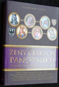 náhled knihy - Ženy českých panovníků ve faktech, mýtech a otaznících