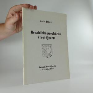 náhled knihy - Heraldická procházka Prostějovem
