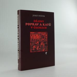 náhled knihy - Dějiny poprav a katů v Čechách