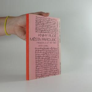 náhled knihy - Knihy rudé města Pardubic