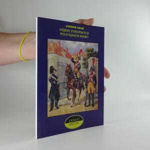 náhled knihy - Dějiny evropských policejních sborů