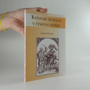 náhled knihy - Katovské řemeslo v českých zemích