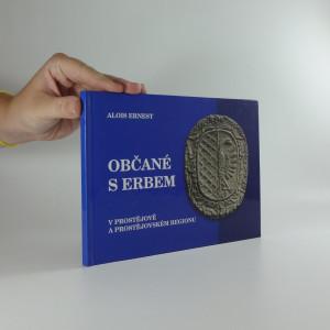 náhled knihy - Občané s erbem v Prostějově a prostějovském regionu