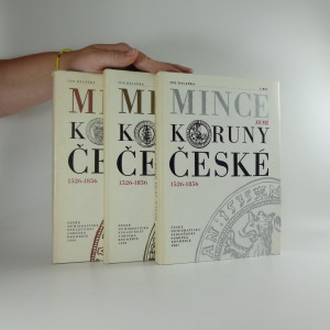 náhled knihy - Mince zemí Koruny české 1526-1856 (3 svazky)