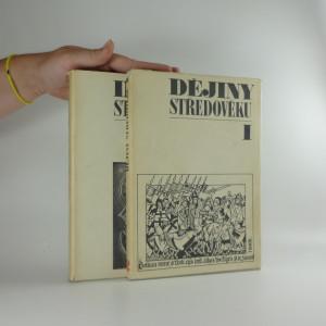 náhled knihy - Dějiny středověku (2 svazky)