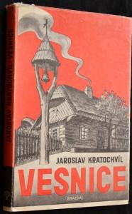 náhled knihy - Vesnice