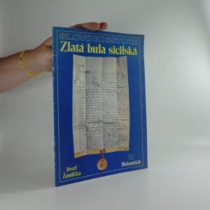 náhled knihy - Slovo k historii, ročník 1987 číslo 11: Zlatá bula sicilská