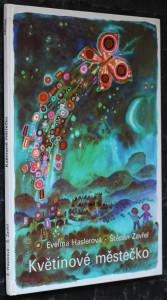 náhled knihy - Květinové městečko