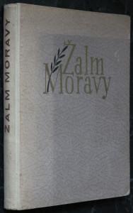 náhled knihy - Žalm Moravy