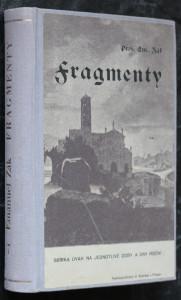 náhled knihy - Fragmenty. Díl sedmý.
