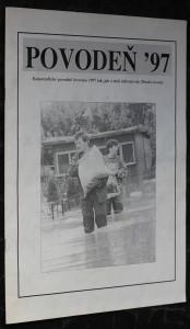 náhled knihy - Povodeň ´97. Katastrofické povodně července 1997 tak, jak o nich informovaly Zlínské noviny.