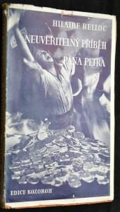 náhled knihy - Neuvěřitelný příběh pana Petra : román
