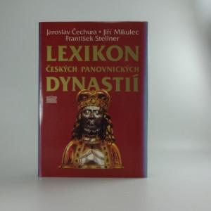 náhled knihy - Lexikon českých panovnických dynastií