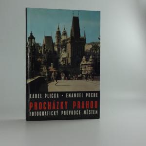 náhled knihy - Procházky Prahou : fotografický průvodce městem