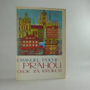 náhled knihy - Prahou krok za krokem - uměleckohistorický průvodce městem