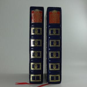 náhled knihy - Slovenské národné povesti (dva svazky