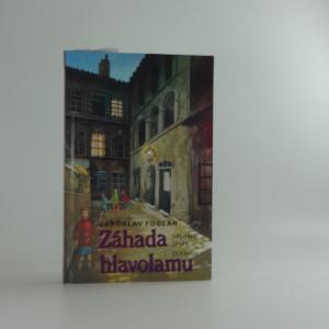 náhled knihy - Záhada hlavolamu (Sebrané spisy sv. 6, ilustrace Jan Fischer)