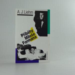 náhled knihy - Příběh Miloše Formana