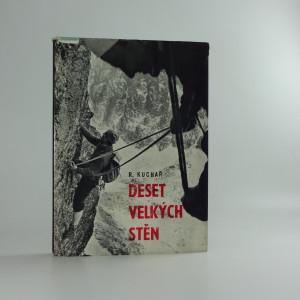 náhled knihy - Deset velkých stěn