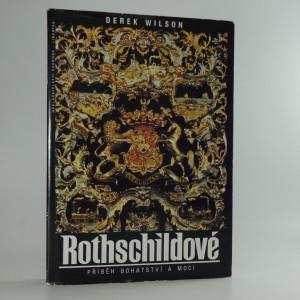 náhled knihy - Rothschildové