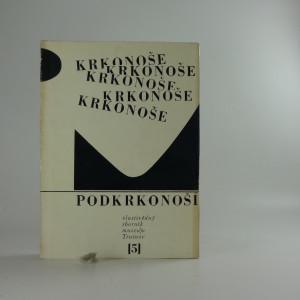 náhled knihy - Krkonoše Podkrkonoší