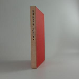 náhled knihy - Krkonoše Podkrkonoší 2