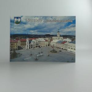 náhled knihy - Trutnov historické památky