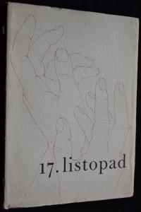 náhled knihy - 17. listopadu, odboj československého studenstva