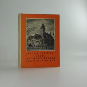 náhled knihy - Čtení o Staroměstské radnici v Praze