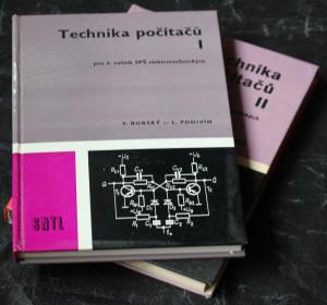 náhled knihy - Technika počítačů I a II