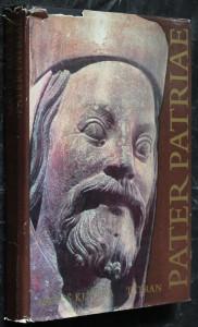 náhled knihy - Pater Patriae : zo starých českých a slovenských dejín