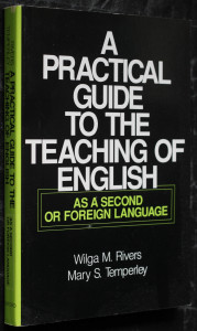 náhled knihy - A Practical Guide to the Teaching of English