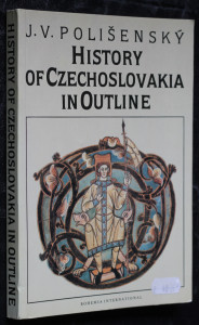 náhled knihy - History of Czechoslovakia in outline