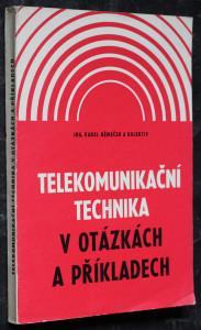 náhled knihy - Telekomunikační technika v otázkách a příkladech