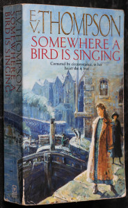 náhled knihy - Somewhere a Bird is Singing