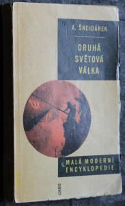 náhled knihy - Druhá světová válka : stručný přehled