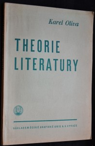 náhled knihy - Theorie literatury
