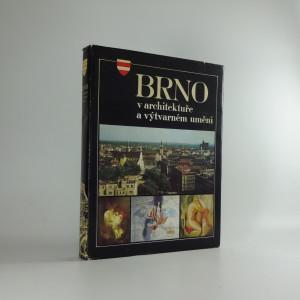 náhled knihy - Brno v architektuře a výtvarném umění