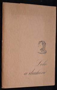 náhled knihy - Lolo a druhové