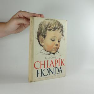náhled knihy - Chlapík Honda