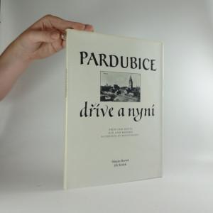 náhled knihy - Pardubice dříve a nyní