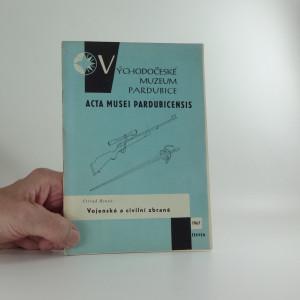 náhled knihy - Vojenské a civilní zbraně