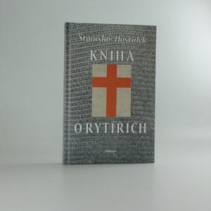 náhled knihy - Kniha o rytířích