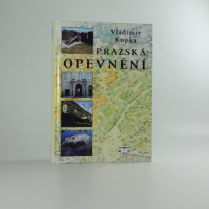 náhled knihy - Pražská opevnění