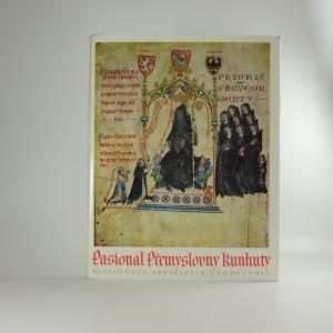 náhled knihy - Pasionál Přemyslovny Kunhuty = Passionale abbatissae Cunegundis