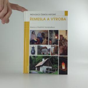 náhled knihy - Řemesla a výroba