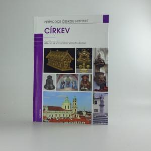 náhled knihy - Církev : průvodce českou historií
