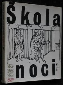 náhled knihy - Škola noci : anglická renesanční a barokní poezie