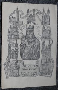 náhled knihy - Paladium země České : Kapitola z českých dějin náboženských