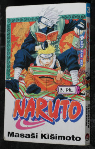 náhled knihy - Naruto. 3. díl, Pro své sny